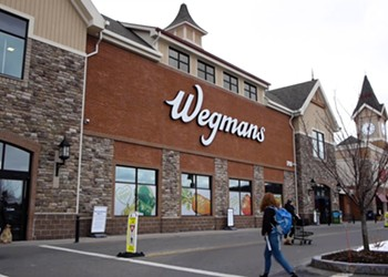 Wegmans says workers can wear masks, gloves