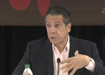 Cuomo worried about increasing COVID-19 cases and Thanksgiving's impact