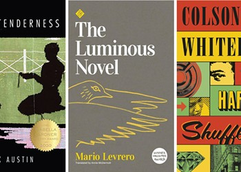Nine new books we're excited to read this fall