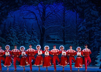 """Theater review: """"White Christmas"""" at RBTL"""