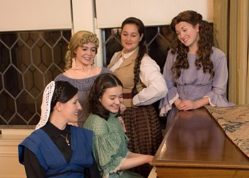 Theater review: 'Little Women' at Blackfriars