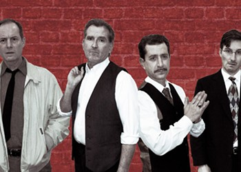 Theater review: 'Glengarry Glen Ross' at Blackfriars