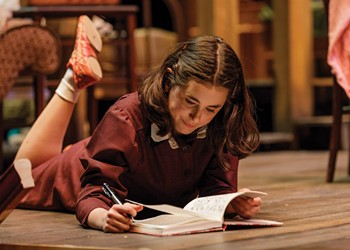 Theater review: 'The Diary of Anne Frank' at Geva