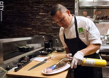 Chow Hound: Omakase at Next Door Bar & Grill