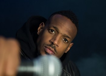Comedian Marlon Wayans is getting to the good part