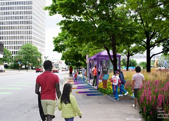 City adding 'play' to project list