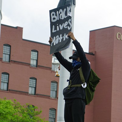 Black Lives Matter protest; May 30, 2020
