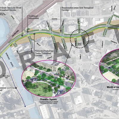 Inner Loop North concepts