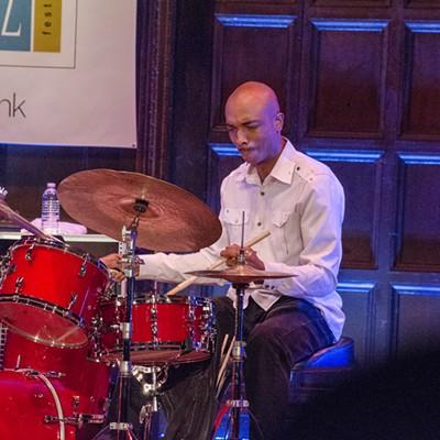 Fred Hersch Trio -- Jazz Fest 2015