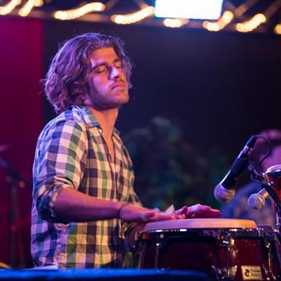 Jazz Fest 2015, extra shots: Ikebe Shakedown