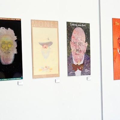 Milton Glaser poster show
