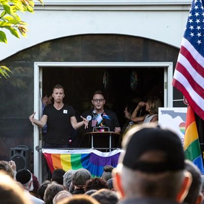 Orlando vigil