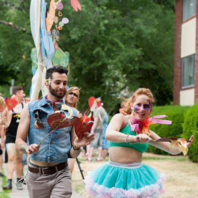 Rochester Pride 2016