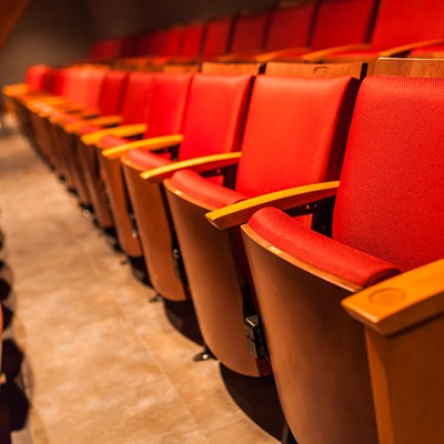 Renovated Geva Theatre Center opens