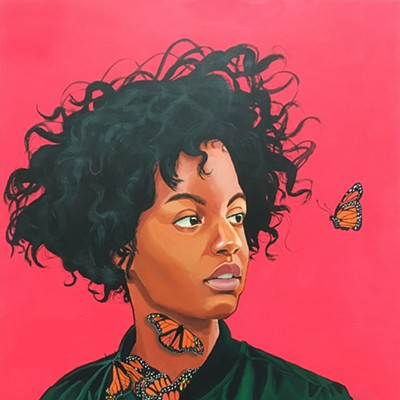 """Ascension: The Works of Brittany Williams"""