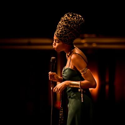 Jazz Fest 2018: Jazzmeia Horn