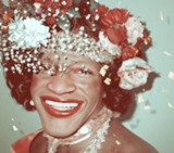 Marsha P. Johnson - Uploaded by BMF