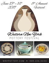 8th Annual WNY Pottery Festival! - Uploaded by wnypotteryfestival