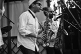 PHOTO COURTESY CGI ROCHESTER INTERNATIONAL JAZZ FESTIVAL - Kansas Smitty's House Band