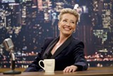 "PHOTO COURTESY AMAZON STUDIOS - Emma Thompson in ""Late Night."""