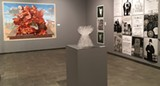 Department of Art Faculty Exhibition - Uploaded by Stuart Ira Soloway