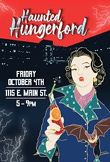 Haunted Hungerford - Uploaded by Sabra Wood