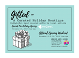 Gifted, II A curated Holiday boutique - Uploaded by susancarmenduffy
