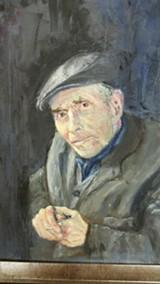 Dublin Man Outside Pub - Uploaded by David James Delaney