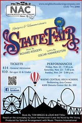 "The Neighborhood Acting Company presents ""State Fair"" - Uploaded by NACBoard"