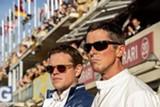"PHOTO COURTESY 20TH CENTURY FOX - Matt Damon and Christian Bale in ""Ford v Ferrari."""