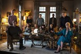 """PHOTO COURTESY LIONSGATE - The cast of """"Knives Out."""""""