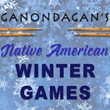 Ganondagan's 17th Annual Native American Winter Games - Uploaded by CityRdr