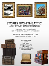 Stories from the Attic - Uploaded by Cho
