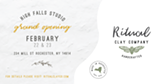 Grand Opening Celebration at High Falls studio - Uploaded by ritualclayco