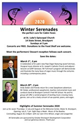 Greater Brockport Development Corporation presents Winter Serenades - Uploaded by Jacqueline Davis
