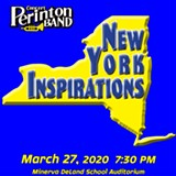 Perinton Concert Band - New York Inspirations - Uploaded by PCB Publicity