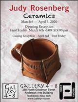Solo Exhibit of Handbuilt Ceramics - Uploaded by Judyr49