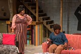 "PHOTO BY RON HEERKINS, JR. - A scene from ""Detroit '67,"" which was staged last fall as part of Blackfriars Theatre's record-breaking 70th season. The 2020-21 season was announced on Monday."