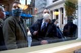 """PHOTO COURTESY WARNER BROS - Jude Law in """"Contagion."""""""