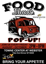 Food Truck Friday Pop-Up - Uploaded by COR Development Company