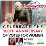 WXXI Celebrate the 100th Anniversary of Votes for Women Virtual Event - Uploaded by Marion French