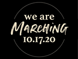 Rochester, NY Womens March at Susan B Anthony House at 11am on 17 Oct 2020 - Uploaded by Colleen Charvella