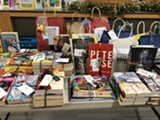 Bundles 'n Bags Fundraiser for the Webster Library - Uploaded by wfl
