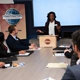 Speaker in a Toastmasters Meeting - Uploaded by Lyceum Toastmasters Club