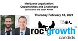 Marijuana Legalization: Opportunities and Challenges - Uploaded by Thomas Myers