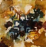 Stu Chait, APEX - Watercolor on canvas