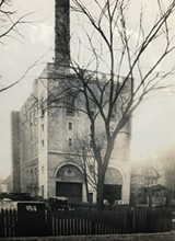 The Lawn Street steam plant - Uploaded by BMF