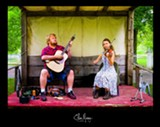 Austin Wahl and Alyssa Rodriguez performing this Fall at GVCM - Uploaded by flowercityfiddle