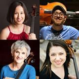 Hochstein Faculty Cello Quartet: Jennifer Carpenter, John Delmonico, Kathleen Murphy Kemp, and Natalie Spehar - Uploaded by Hochstein School
