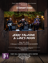 Jerry Falzone and Liar's Moon - Uploaded by Fort Hill Performing Arts Center